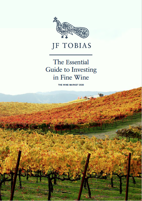 JF Tobias Wine Investment Guide