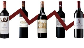 The First Growths vs. the Rest: Is the Fine Wine Market on a Knife Edge?